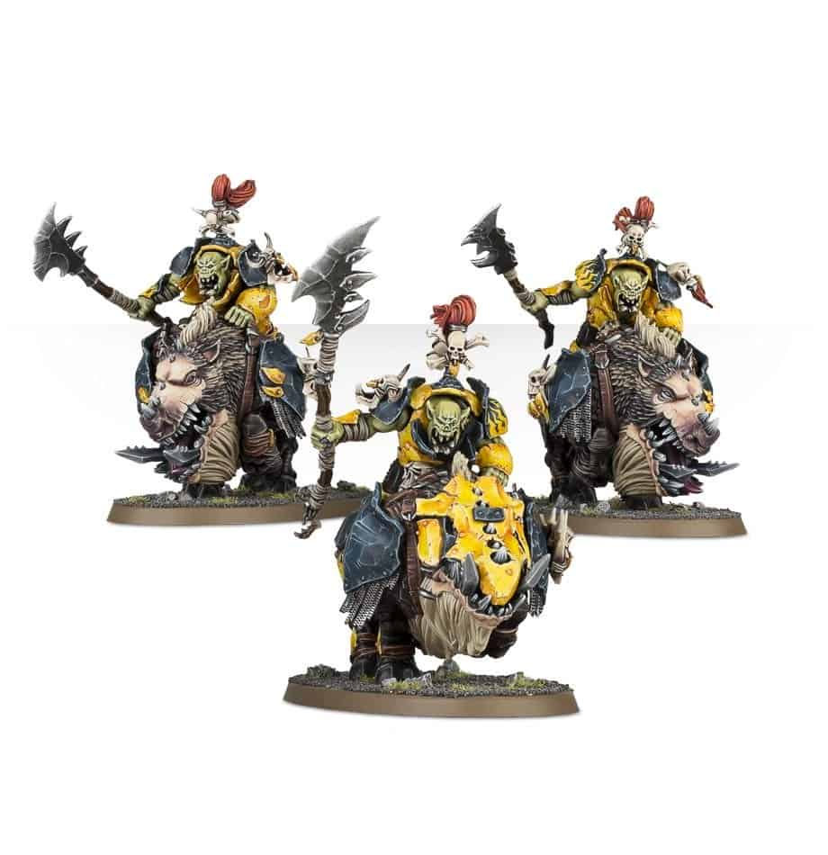 Review of Start Collecting Ironjawz (in Orruk Warclans) 2