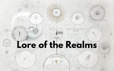 Intro and Explanation of the Mortal Realms in Age of Sigmar