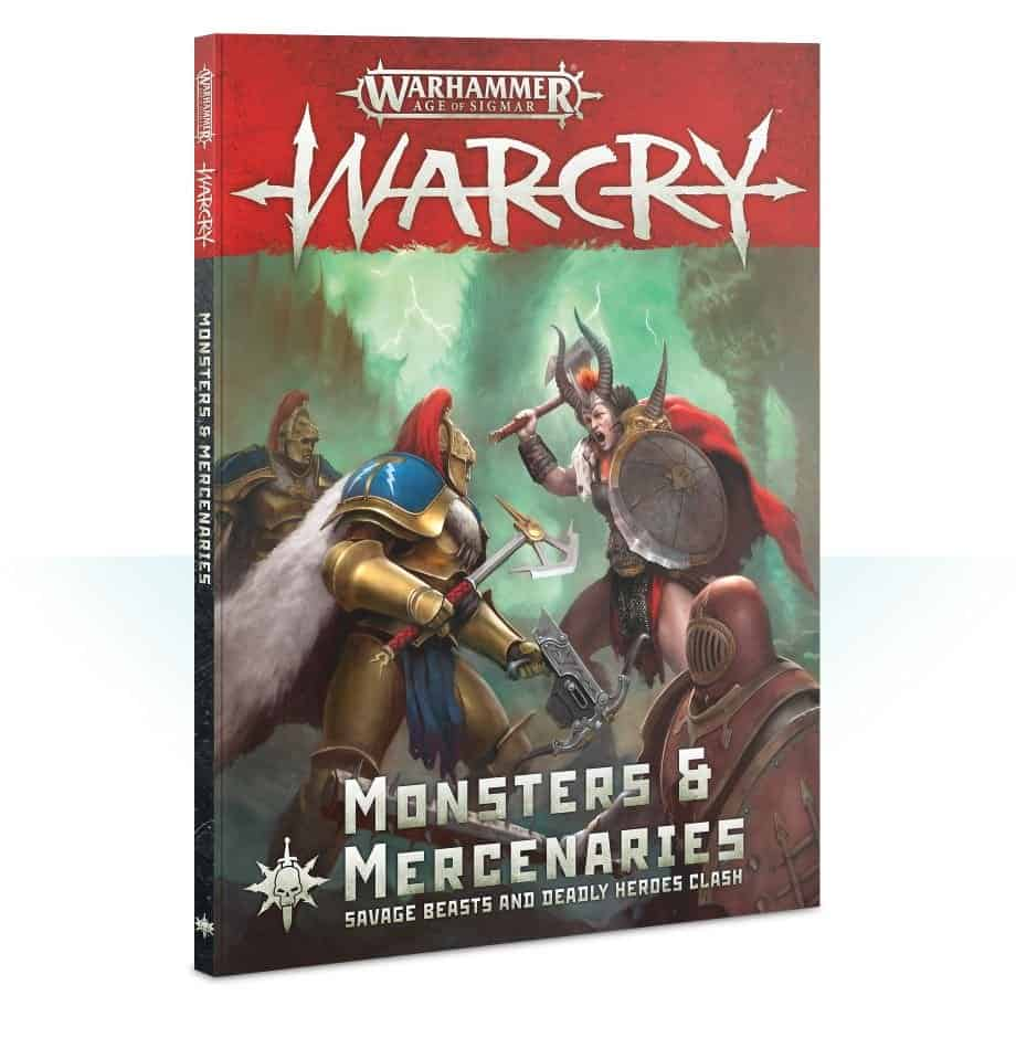 The Monsters and Merc expansion for warcry