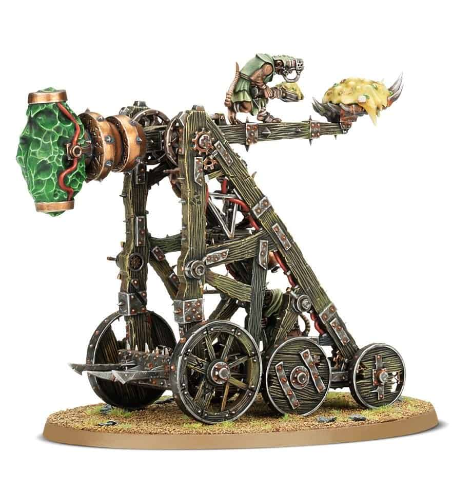 Review of Start Collecting Skaven Pestilens 2