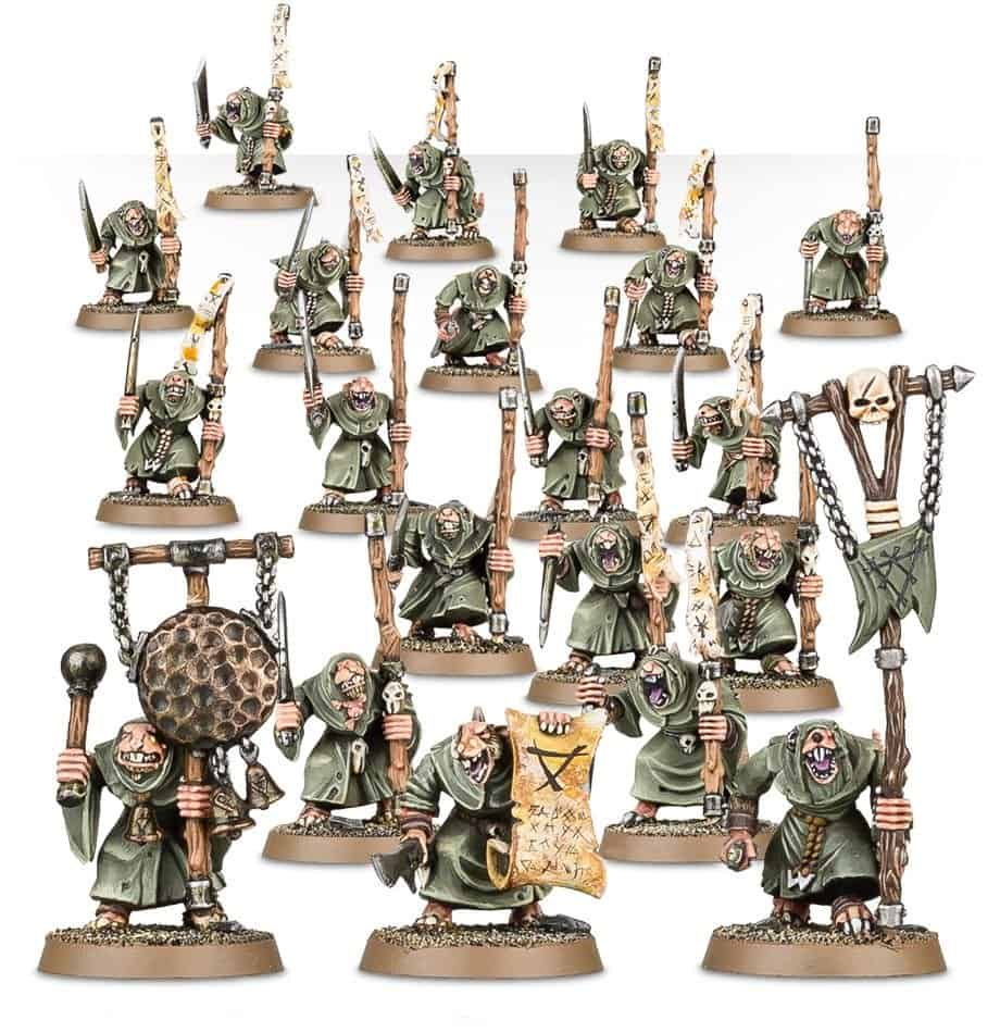 Review of Start Collecting Skaven Pestilens 3
