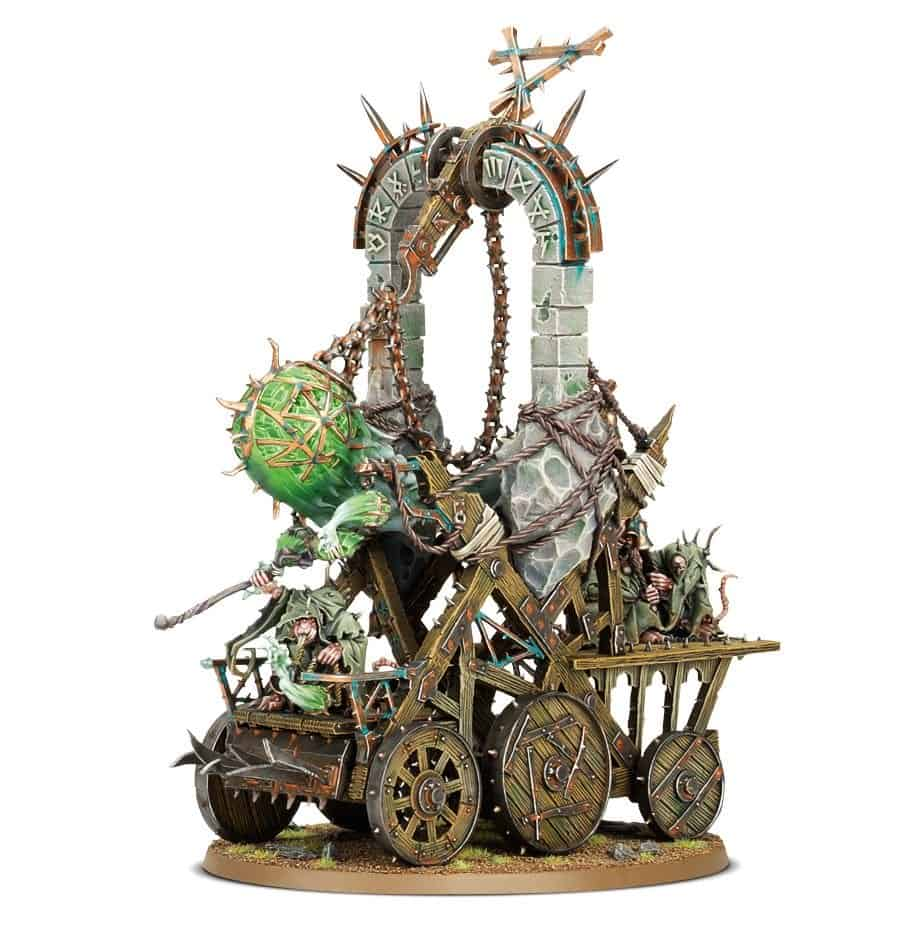 Review of Start Collecting Skaven Pestilens 1