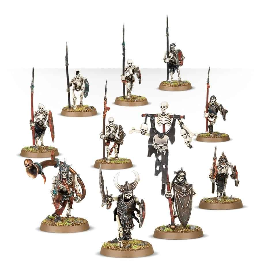 Review of Start Collecting Skeleton Horde 3