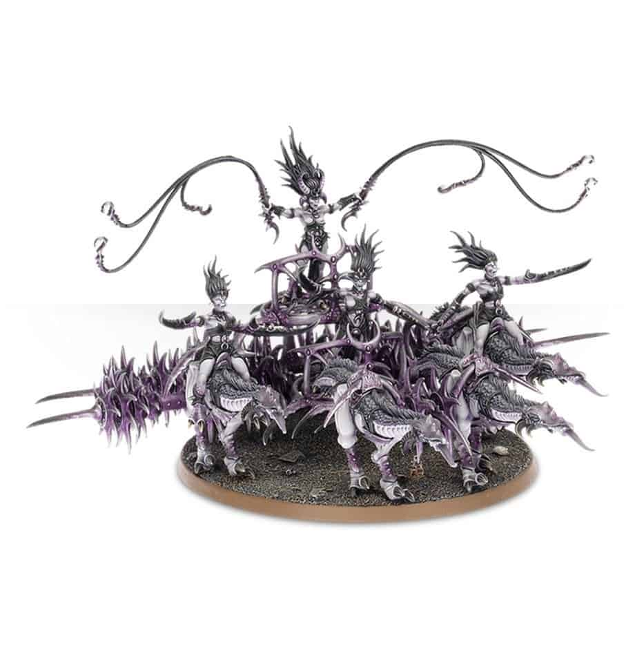 Review of Start Collecting Slaanesh 1