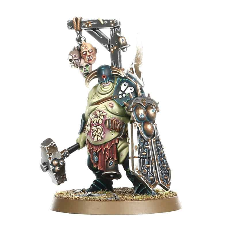 Review of the Start Collecting box for Maggotkin of Nurgle 1