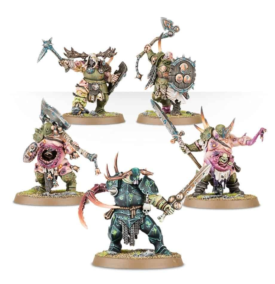 Review of the Start Collecting box for Maggotkin of Nurgle 2