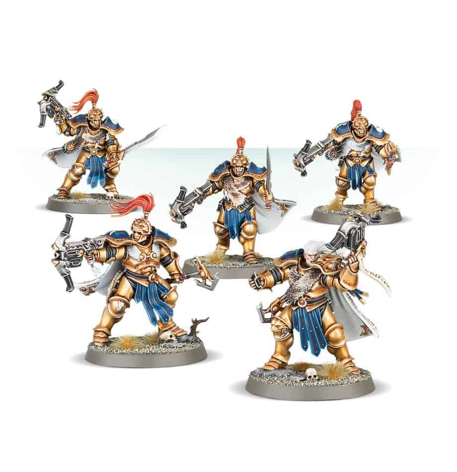 Review of the Start Collecting box for Stormcast Vanguard 2