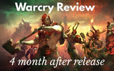 Warhammer: Warcry Review – Is this the Skirmish Game for You?