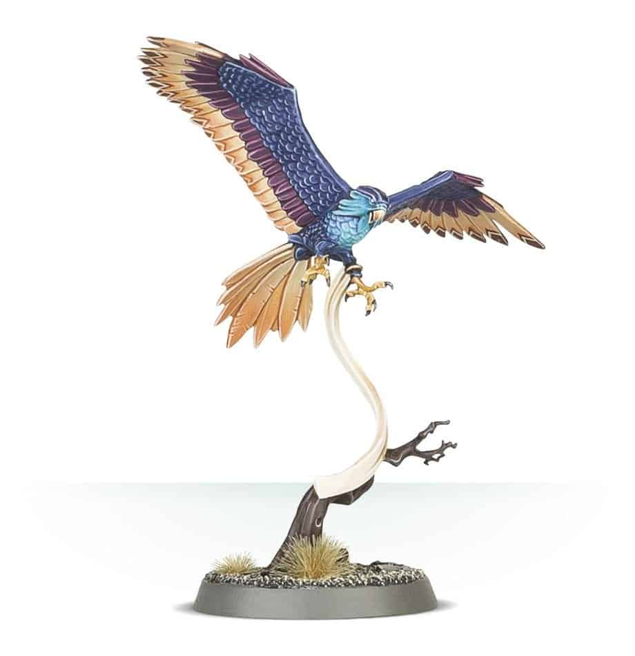 Aetyherwing for the Stormcast Vanguard Warband in Warcry