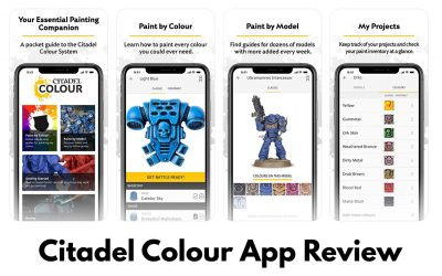 Citadel Colour App Review & How to Use it Effectively