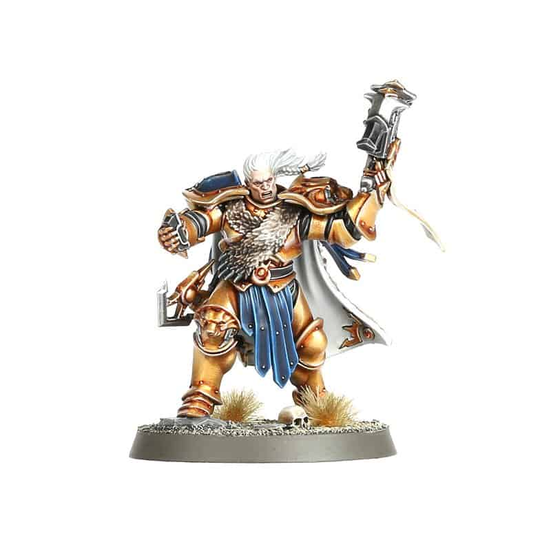 A Hunter-Prime for the Stormcast Vanguard Warband in Warcry