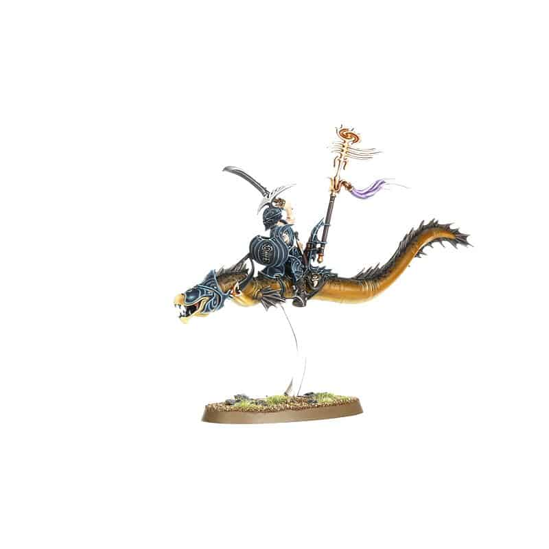 Ishlaen Guard for the Idoneth Deepkin Warband in Warcry