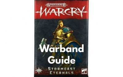 Stormcast Eternals Warcry Warband – Guide, Tactics, Overview