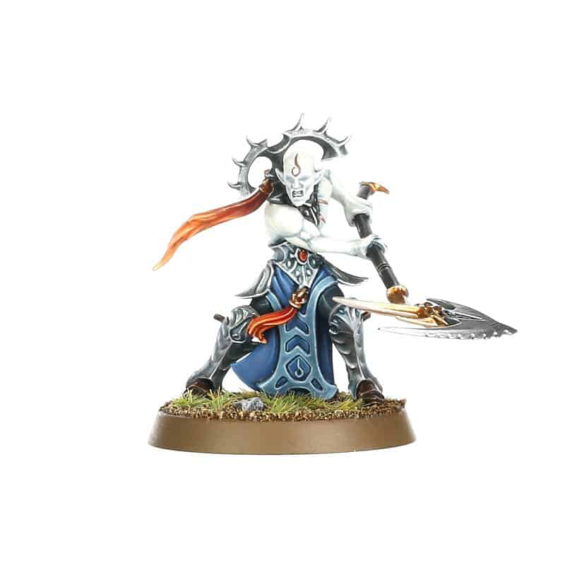 Namarti Thrall for the Idoneth Deepkin Warband in Warcry