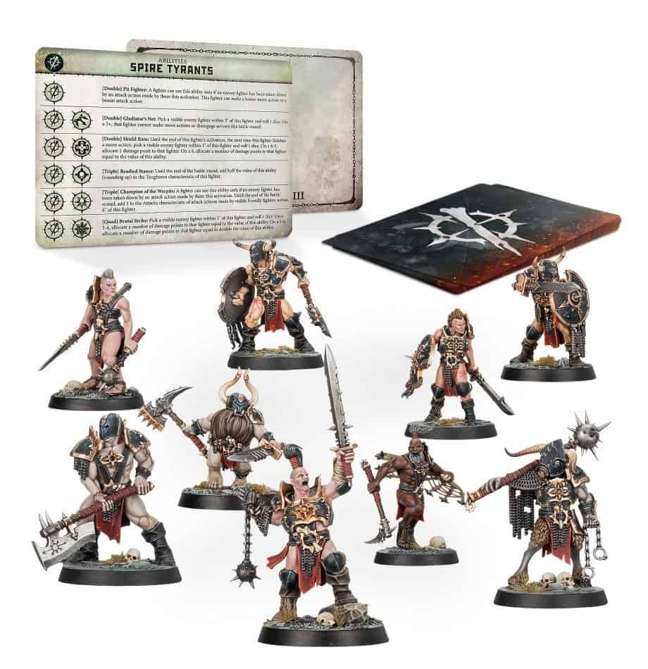 The Unmade Warband for Warcry