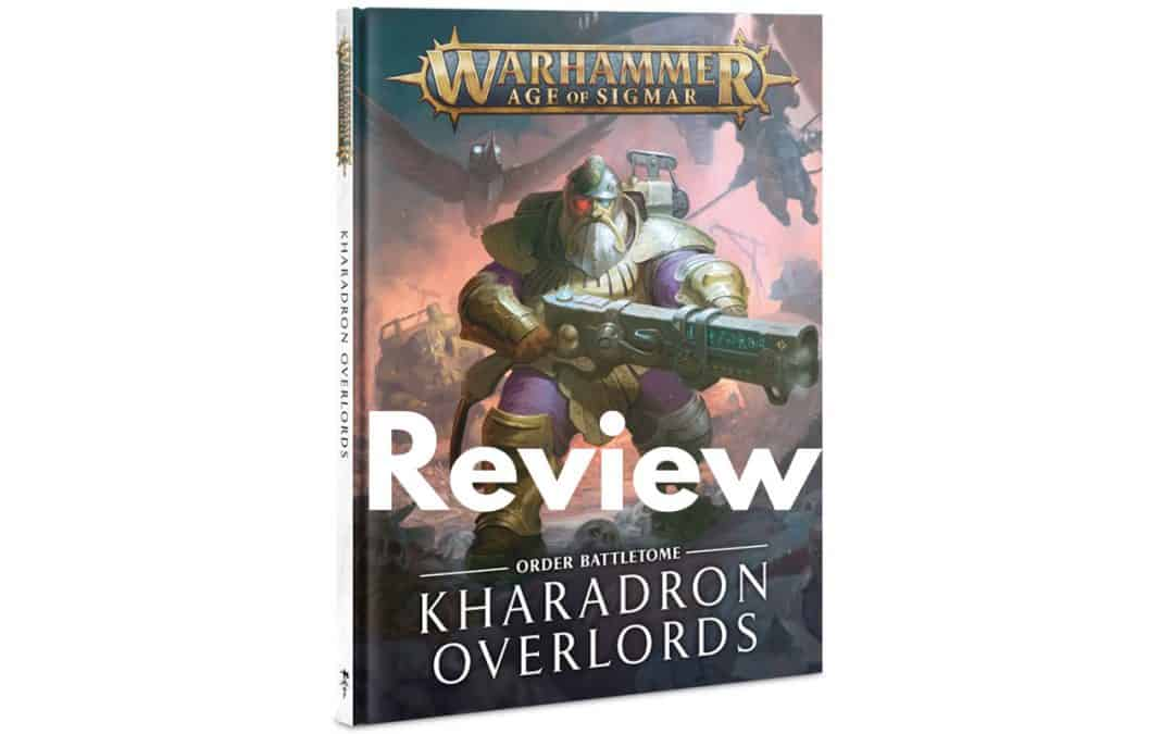 Kharadron Overlords Battletome Review (New 2020 Version)