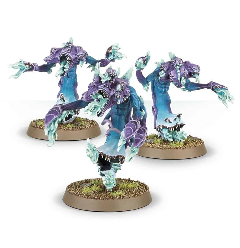 Flamers of Tzeentch for the Tzeentch Daemons Warcry Warband