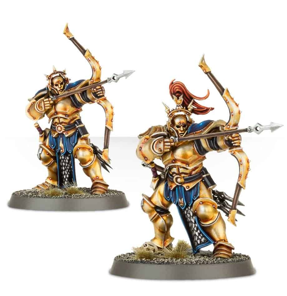 The Judicators useable in a Warcry stormcast eternals warrior chamber warband