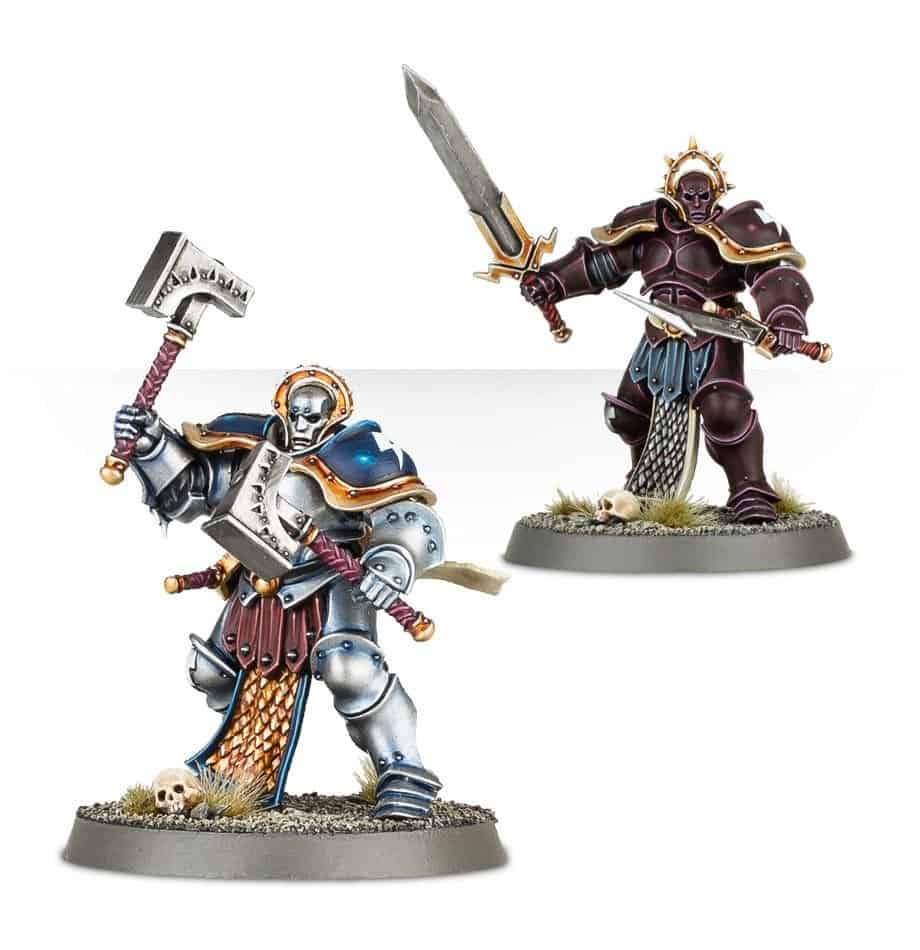 The Liberators useable in a Warcry stormcast eternals warrior chamber warband