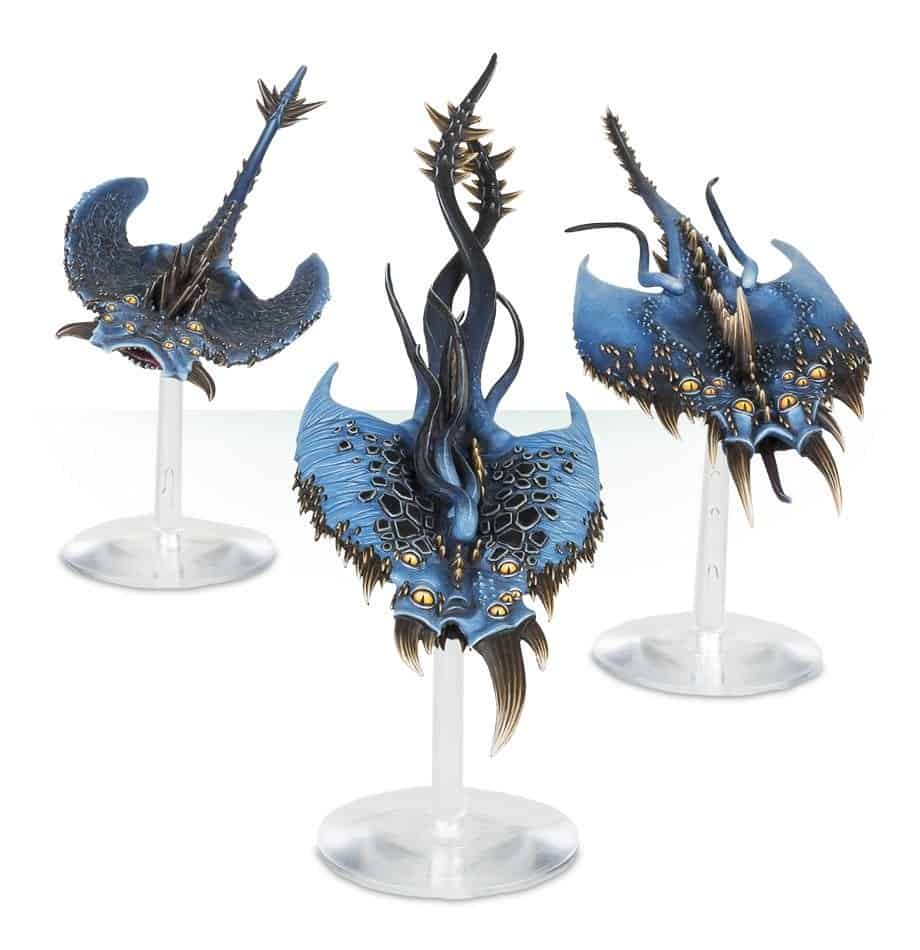 Screamers of Tzeentch for the Daemons of Tzeentch Warband
