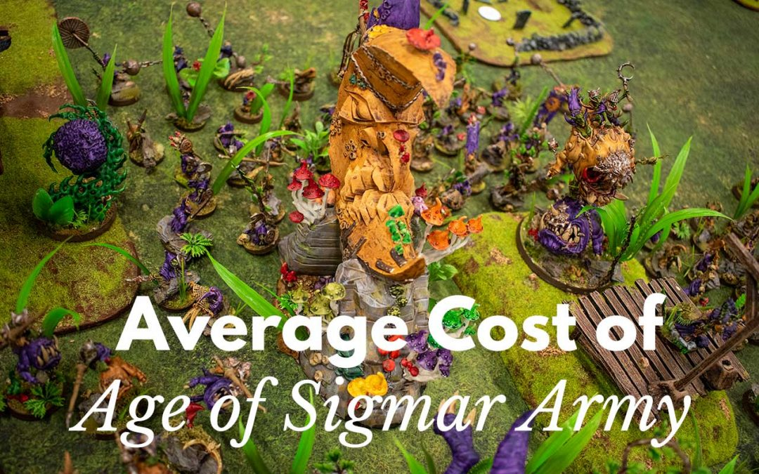 Warhammer Army Cost: Cost of Top Age of Sigmar Armies (2020)