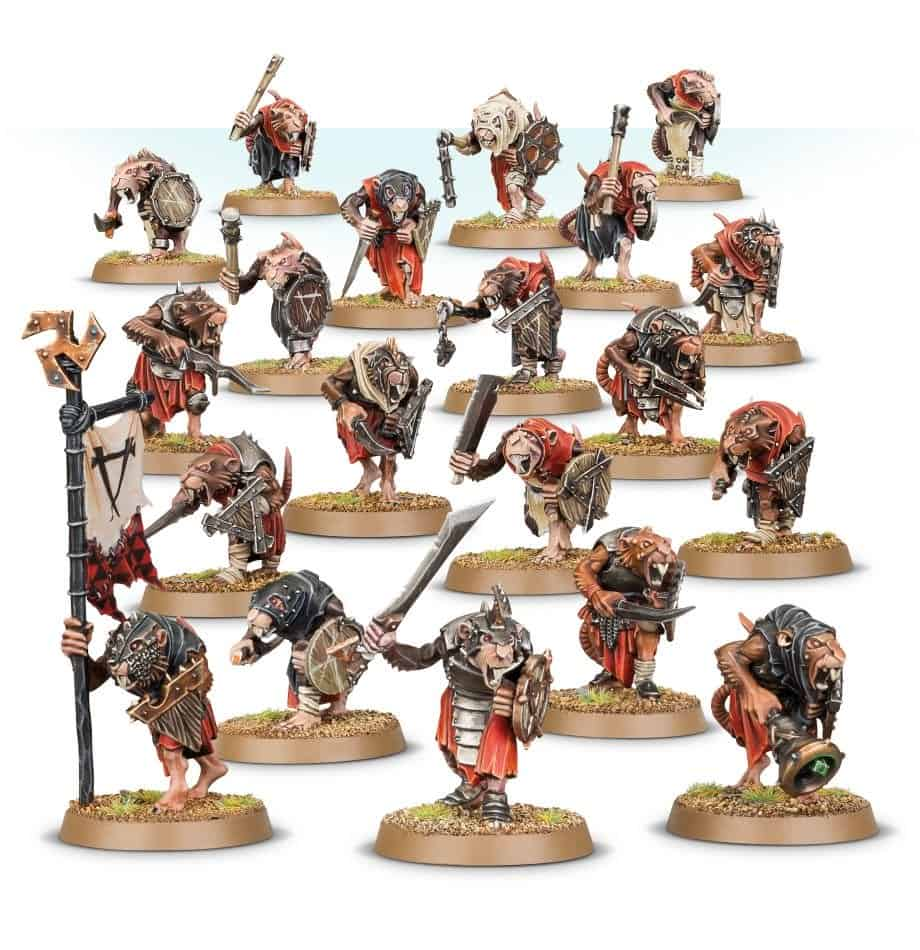 Clanrats for Warcry