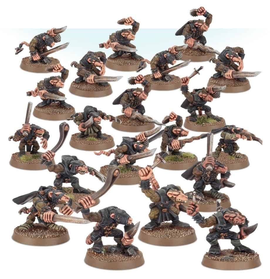 Night runners for warcry