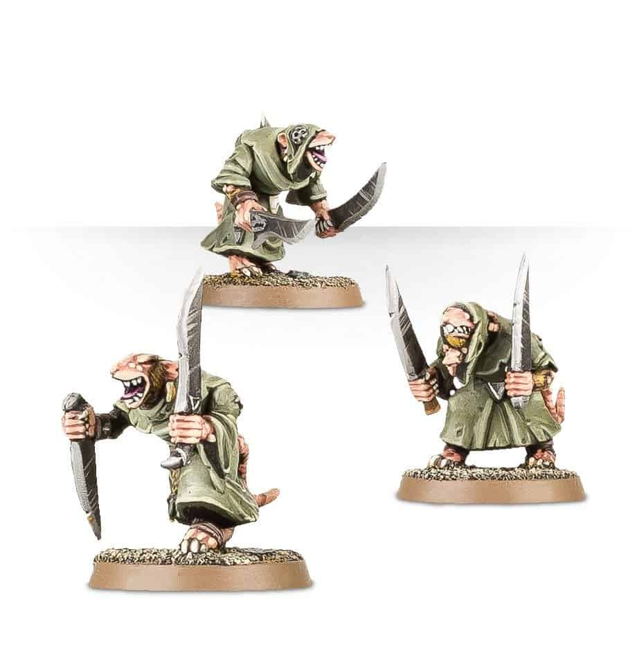 The dreaded skaven plague monks for warcry skaven