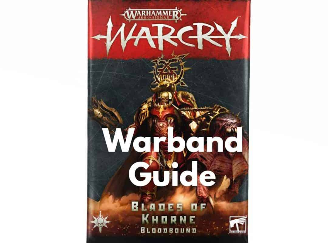 Khorne Bloodbound Warband – Guide, Tactics & Overview
