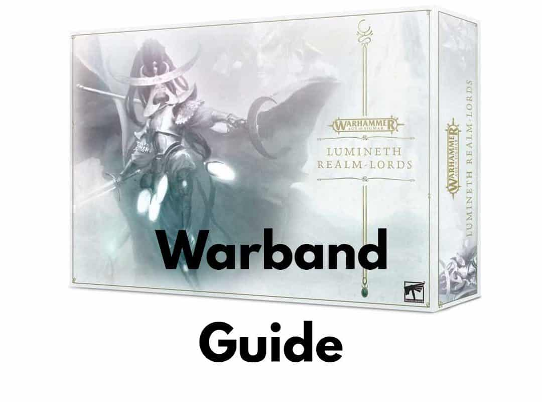 Lumineth Warband in Warcry – Overview, Guide & Tactics