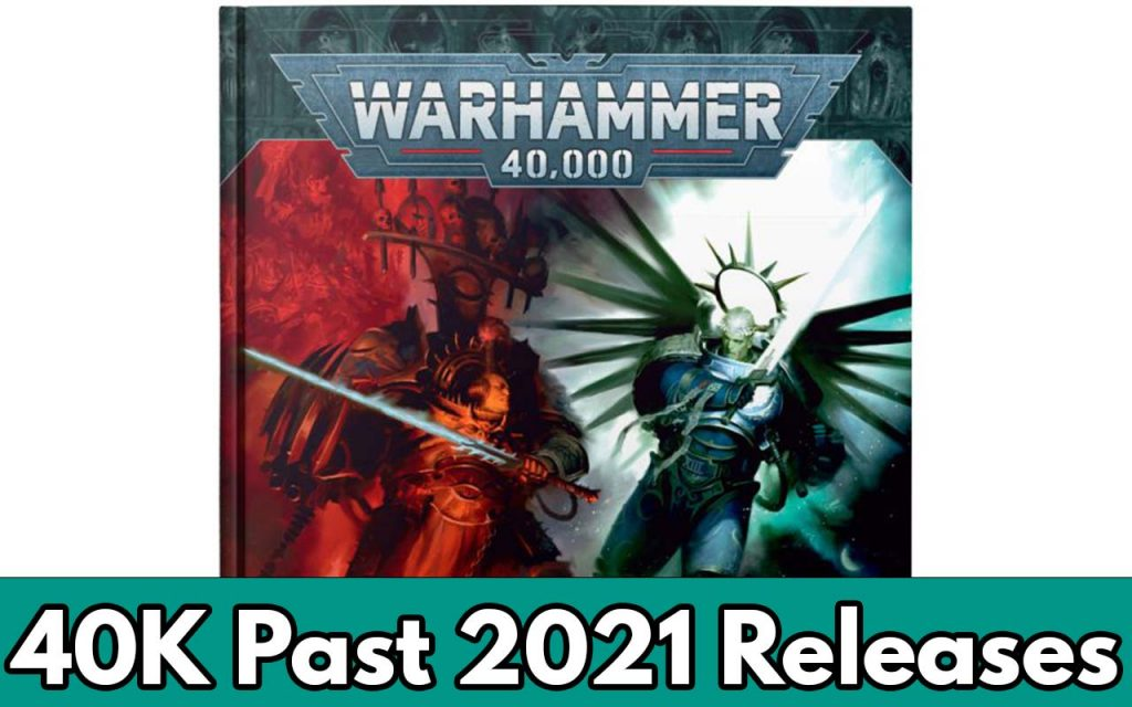 The feature image for 40k products released so far in 2021