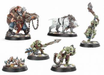 Hrothgorn's Mantrappers Underworlds