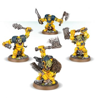 Ironskull's Boyz Underworlds