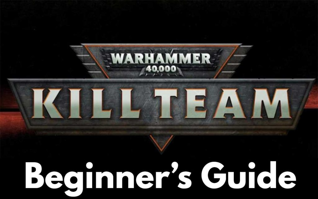 Feature image for the kill team beginner's guide
