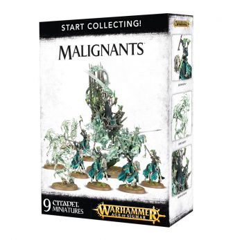 Malignants Start Collecting