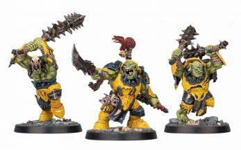 Morgok's Krushas Underworlds