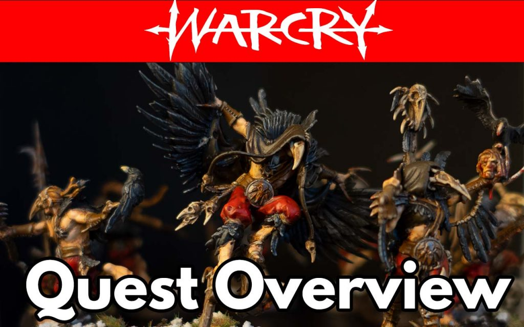 Feature image for the Warcry Campaign Quests article