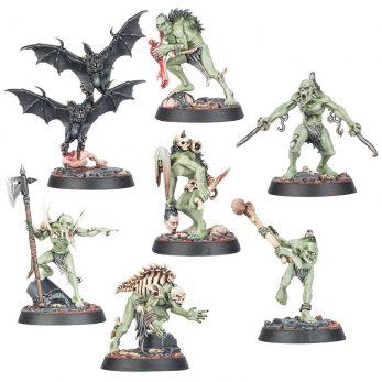 The Grymwatch Underworlds