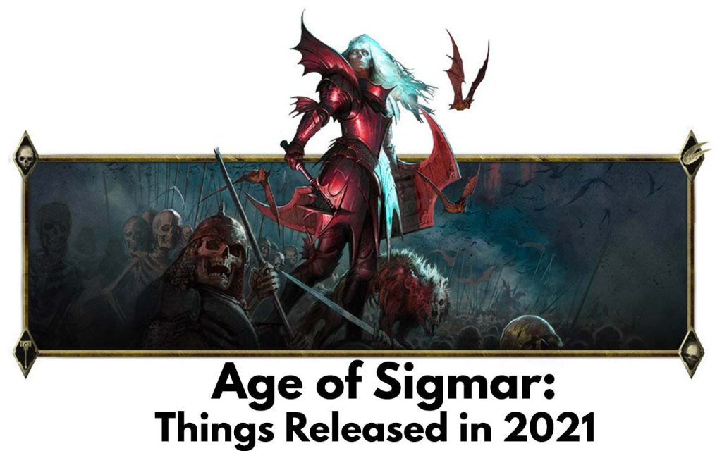 Feature image for Age of Sigmar Things Released in 2021